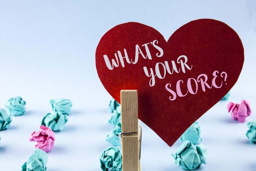 What's your heart score